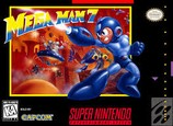 Mega Man 7 - SNES